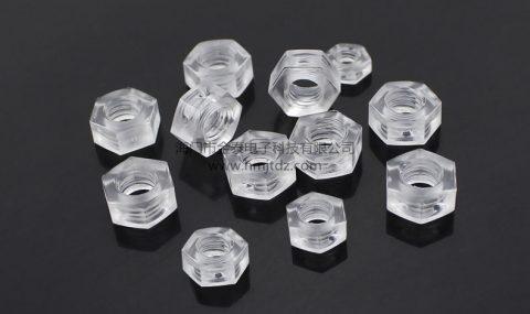 六角螺母-透明